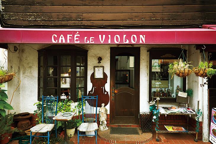 名曲喫茶 ヴィオロン